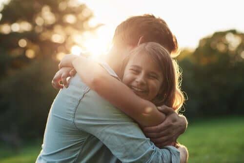 Kvalitetstid är viktigt för att förebygga tomhetskänslor hos barn