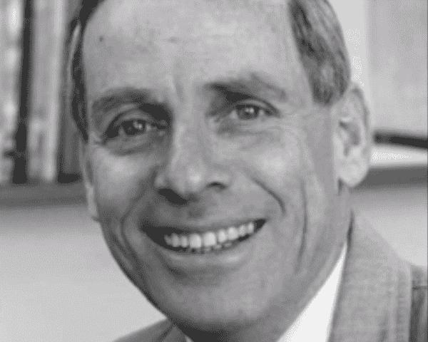 Matematikern och psykologen Amos Tversky