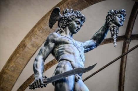 Staty av Perseus
