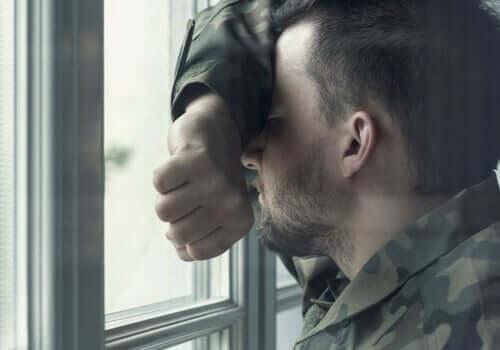 Soldatsyndrom: posttraumatiskt stressyndrom