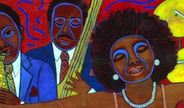 Afroamerikansk konst