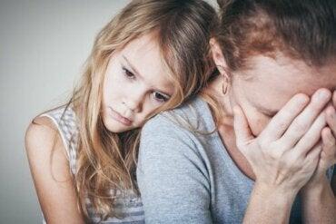 Priset av stress hos föräldrar: tips och råd
