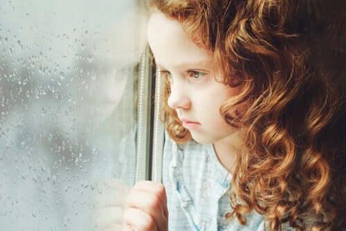 Ensamhets- och tomhetskänslor hos barn