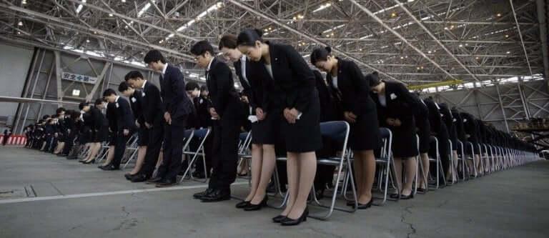 Taijin Kyofusho-störning i Japan.