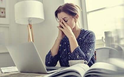 Mental trötthet och utmattning: några tänkbara orsaker