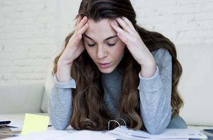 Mental trötthet beror ofta på att vi åtar oss för mycket