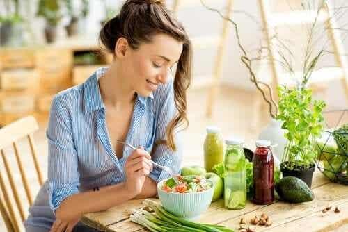 Varför folk väljer en vegetarisk livsstil