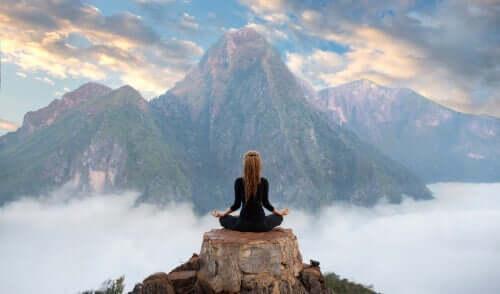 Meditation kan hjälpa mot mental trötthet