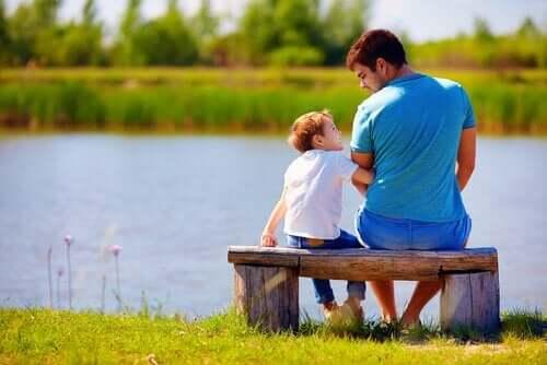 be barn om förlåtelse på rätt sätt