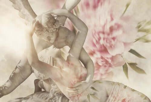 Den intressanta myten om Eros och Psyche
