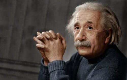 Albert Einstein var autistisk