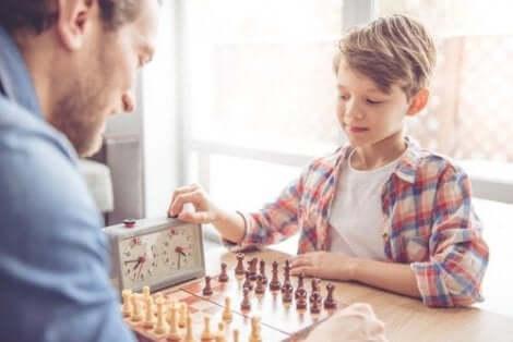 Autistiska barn är ofta väldigt intelligenta