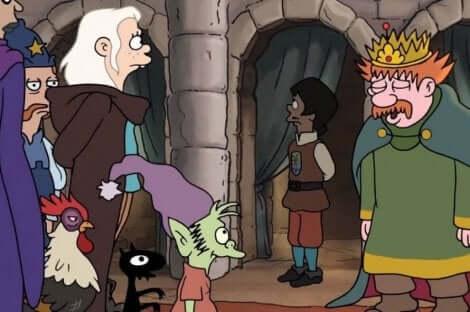 Bean, kungen och Elfo