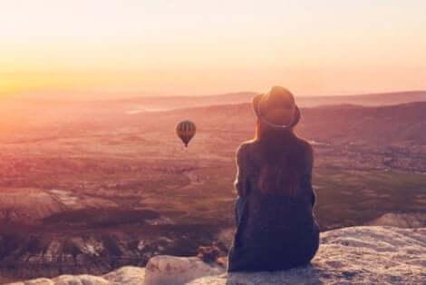 Frånvaron av problem är inte lycka