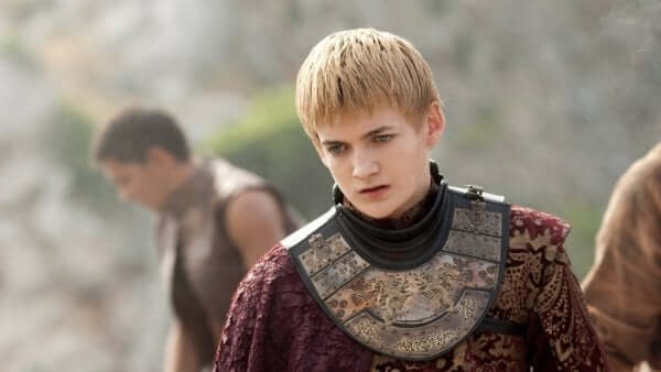Joffrey Baratheon från Game of Thrones