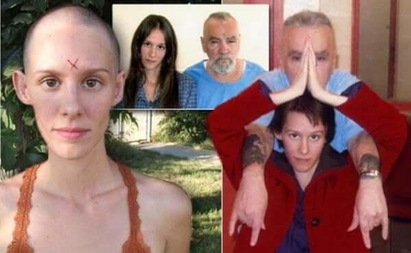 Manson med partner