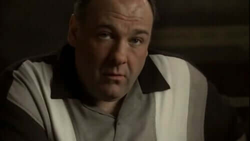 Narcissism i TV-serier: Tony Soprano