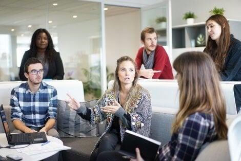 Negativa attityder på arbetsplatsen