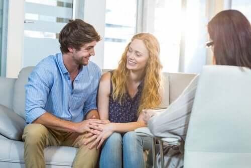 Parterapi förbättrar 75% av alla relationer