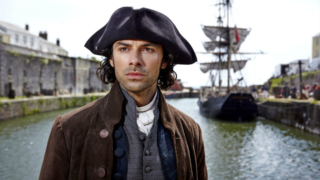 Ross Poldark är narcissist