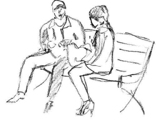 Ett psykologiskt test för par är ett projektivt test