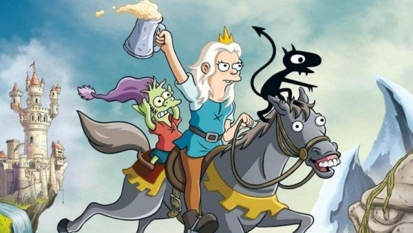TV-serien Disenchantment: Matt Groenings nya satir