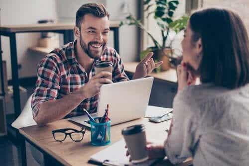 10 steg för att bli en god arbetskamrat