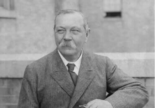 Fem fantastiska citat från Arthur Conan Doyle