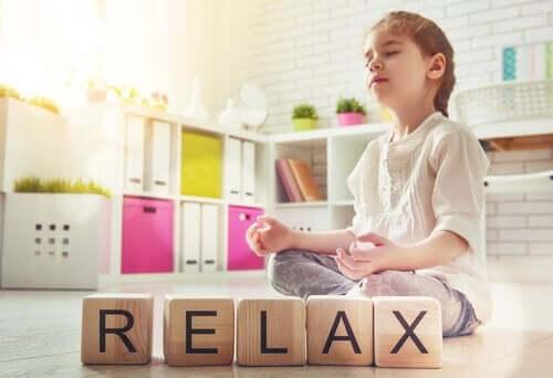 påverkan på minnet av stress