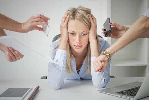 Kronisk stress kan ha en påverkan på minnet