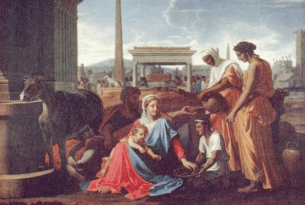 Orfeus och Eurydike – en myt om kärleken