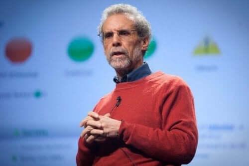 Daniel Goleman har en mer holistisk syn på ledarrollen