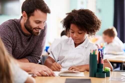 Att lära ut kan ha en evig påverkan