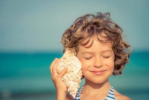 4 roliga avslappningsövningar för barn