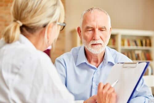Det minimentala testet för att upptäcka demens