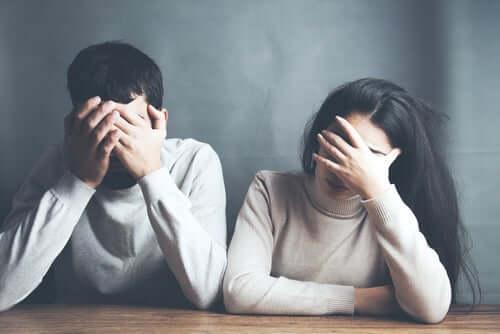 Samverkande spel inom relationer är ett svårt fenomen