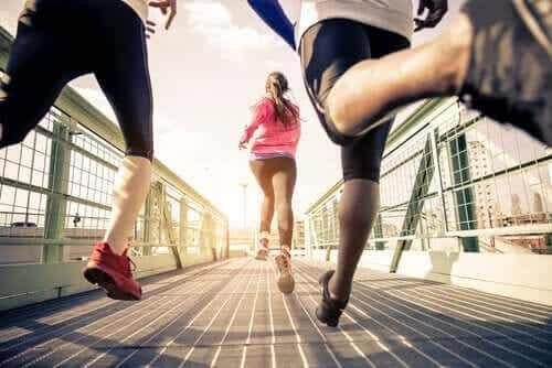 Vad händer i hjärnan när du tränar?