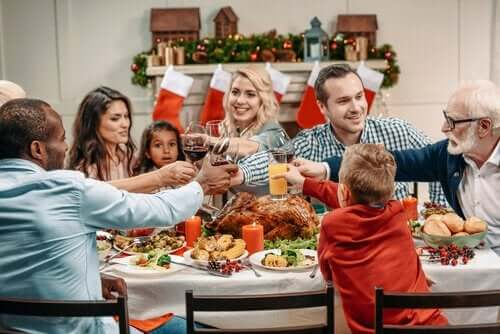 Att hantera familjesammankomster: 5 tips för framgång