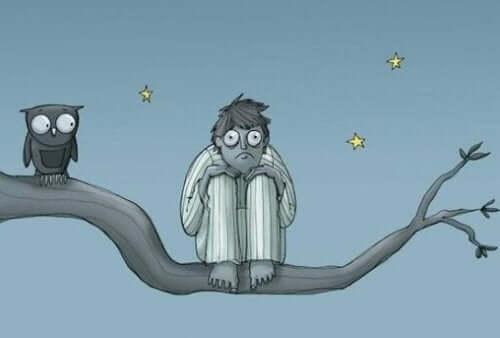 Negativa känslor påverkar din sömn och mentala förmåga