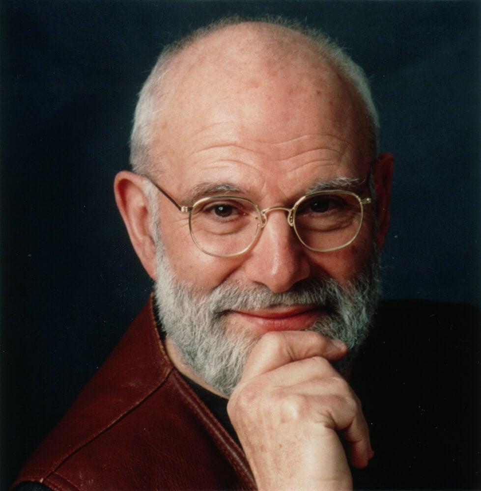 En bild av Oliver Sacks