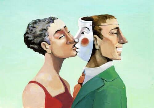 Tre typer av falskhet: simulering, lögn och bedrägeri