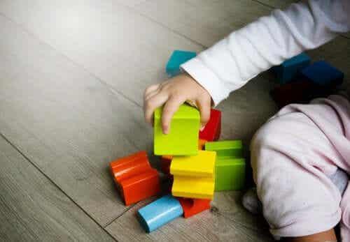 Psykomotorisk utveckling - intervention