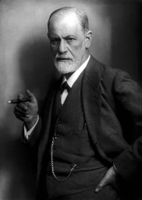Sigmund Freud hade ett stort inflytande över Eugen Bleuler