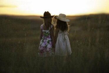 Hur vänskap utvecklas under en livstid