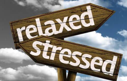 Med hjälp av känsloreglering kan man lära sig hantera stress