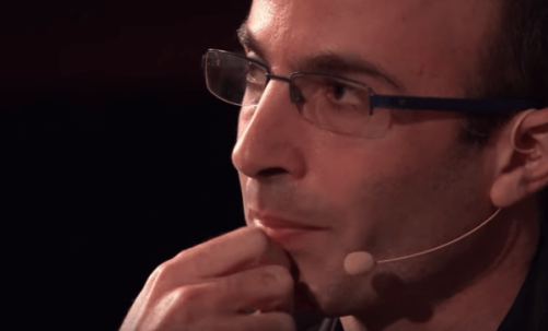 Tankar om det 21:a århundradet av Yuval Noah Harari