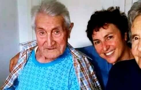 Alberto Belluci: 101-åringen som överlevde coronaviruset