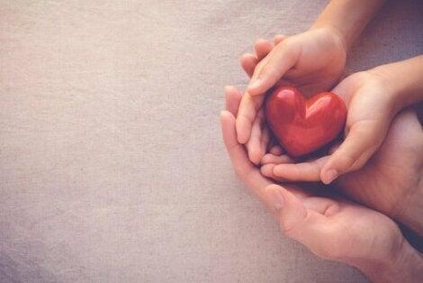 Vi ger prov på kärlek genom att ta ansvar