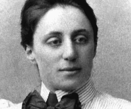 Den revolutionerande matematikern Emmy Noether