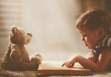 Läsandet som källa till emotionell bearbetning hos barn